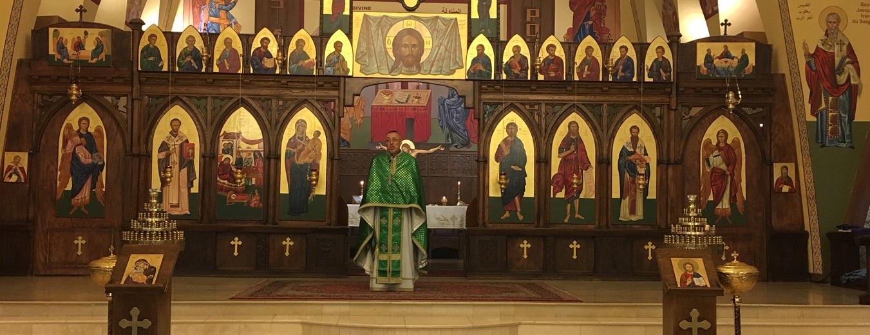 Antiochian Women – Al Sayde - St Mary's Antiochian Orthodox Church