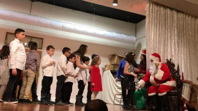 Arabic School Christmas Event 2018
