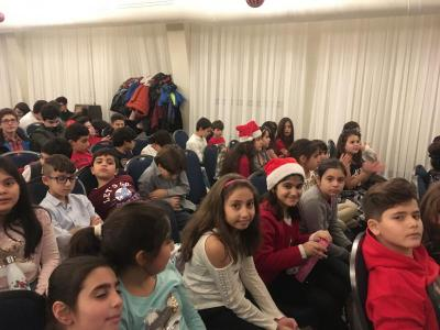Sunday School Christmas 2019